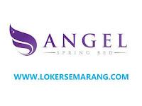 Lowongan Kerja SPG di Angel Springbed Region Semarang