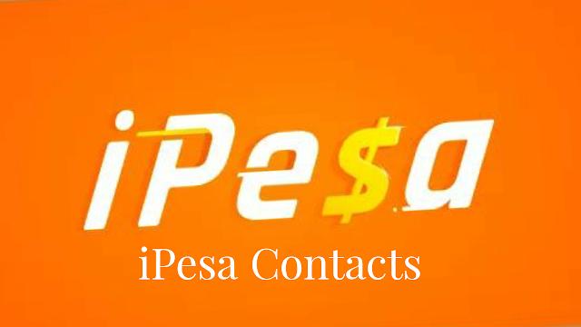 iPesa Contacts