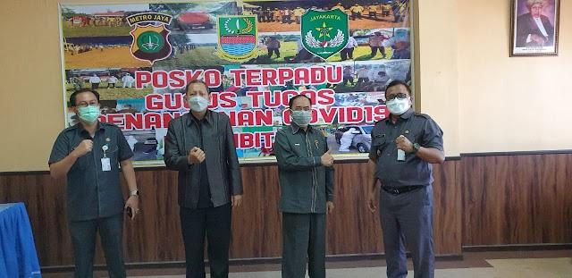 Kecamatan Cibitung Kabupaten Bekasi Dikepung Covid-19