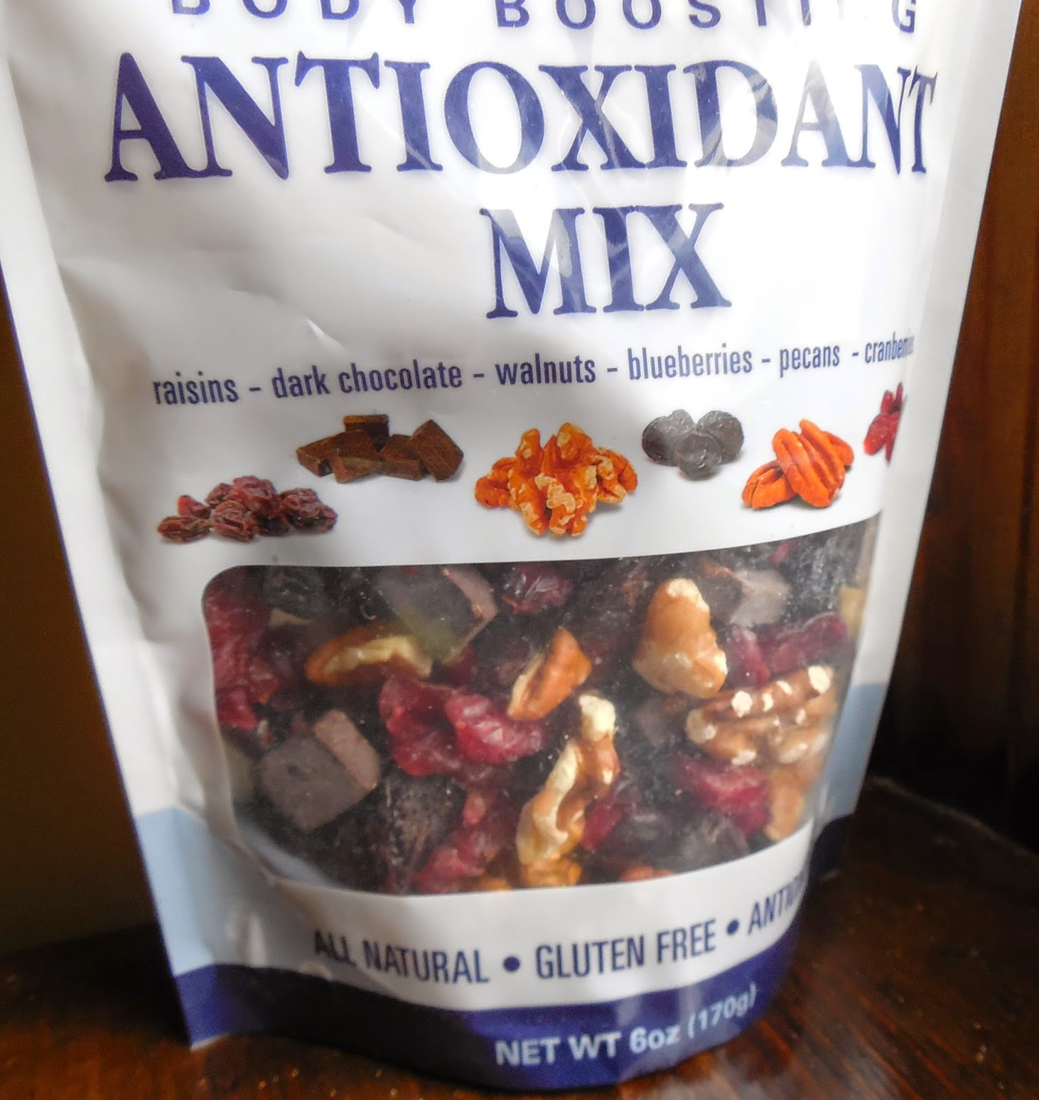 Gourmet Nut Antioxidant Mix