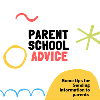 Tips for school notification to the users via an SMS