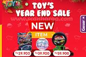 Alfamart Toys Fair Promo Mainan Anak Diskon 80% Periode 1 - 15 Desember 2019
