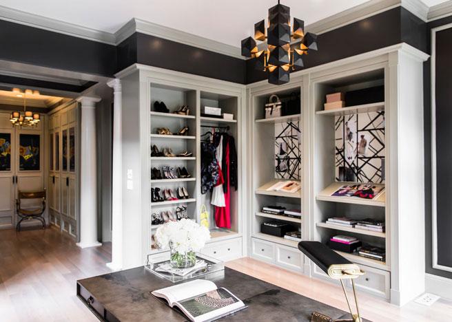 Blair Eadie luxury fantasy closet