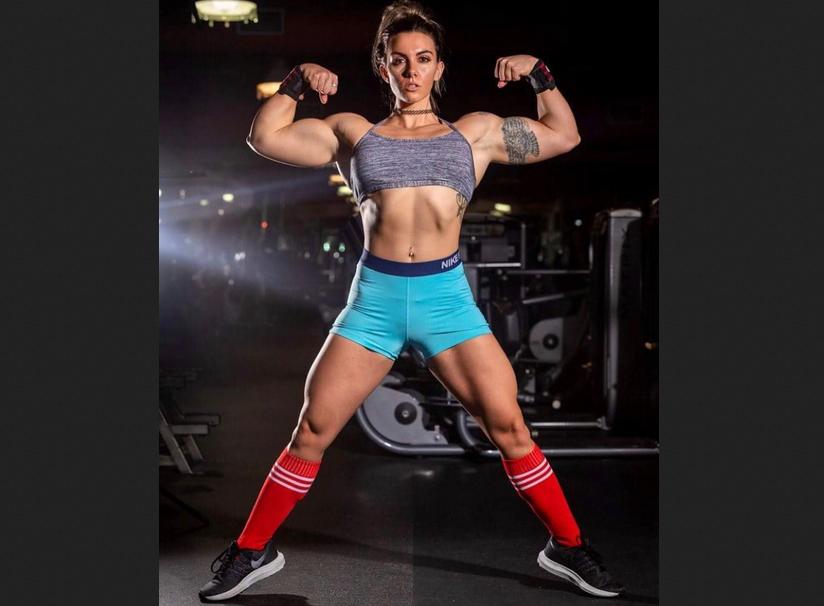 Women Building Muscle (Part 2)