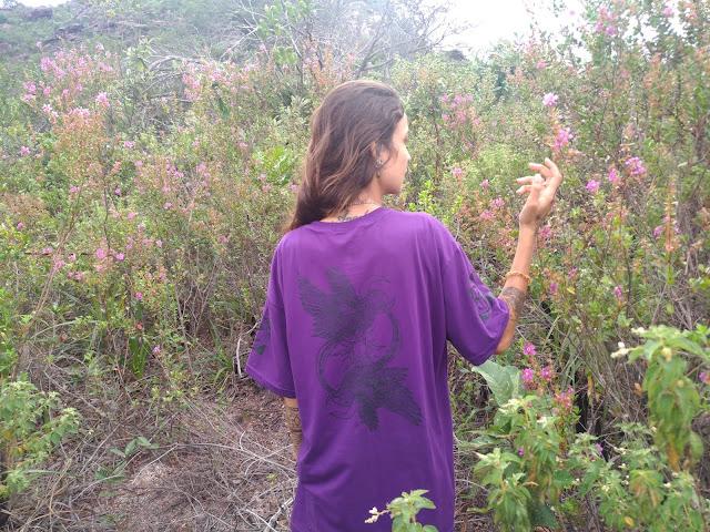 chama violeta ruadoflow
