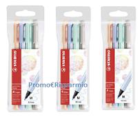 Logo #coloryourlovewithSTABILO : vinci gratis astucci PointMax pastel