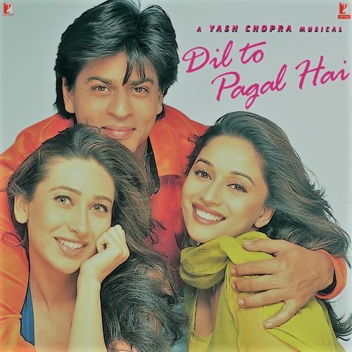 Dil to pagal hai Song lyrics in Hindi -Udit Narayan | Lata Mangeshkar