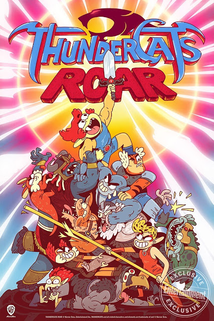 Anunciada Thundercats Roar para el 2019 [Video]