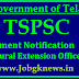 TSPSC Recruitment 2017 For 851 Posts of Agriculture Extension Officers