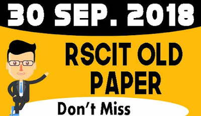 """RSCIT old paper in hindi"" ""RSCIT Old paper 30 sep 2018"" ""30 sep 2018 Rscit paper""  ""learn rscit"" ""LearnRSCIT.com"" ""LiFiTeaching"" ""RSCIT"" ""RKCL""  ""Rscit old paper  30 sep 2018 online test"" ""rscit old paper 30 sep 2018 vmou"" ""rscit old paper 30 sep 2018 with answer key"" ""rscit old paper 30 sep 2018 with solution"" ""rscit old paper 30 sep 2018 and answer key"" ""rscit old paper 30 sep 2018 ans"" ""rscit old question paper 30 sep 2018 with answers in hindi"" ""rscit old questions paper 30 sep 2018"" ""rkcl rscit old paper 30 sep 2018"" ""rscit previous solved paper 30 sep 2018"" ""RSCIT website"""