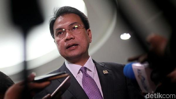 Wakil Ketua DPR Azis Syamsuddin Dipanggil KPK Hari Ini