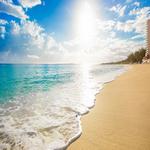beach in spanish
