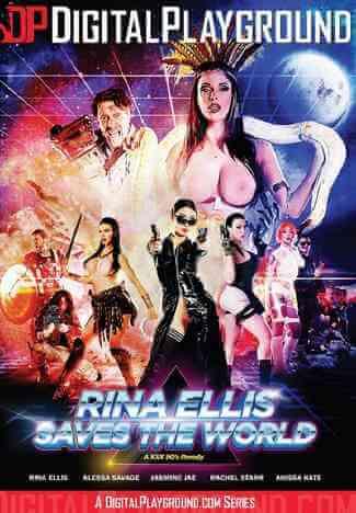 Download [18+] Rina Ellis Saves the World: A XXX 90's Parody (2017) English 480p 717mb