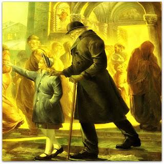 'Teresinha Aponta Seu Nome Inscrito no Céu', Aldo Locatelli (1952), Igreja Santa Teresinha