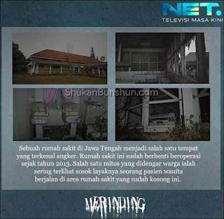 Fakta Program NET TV Merinding lokasi syuting beneran atau boongan_6