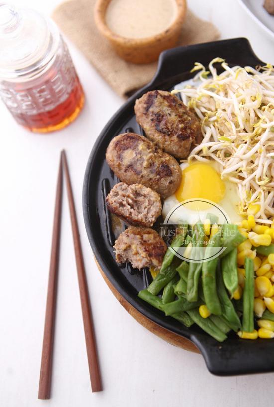 Resep Hamburg Steak (Japanese Hambagu)