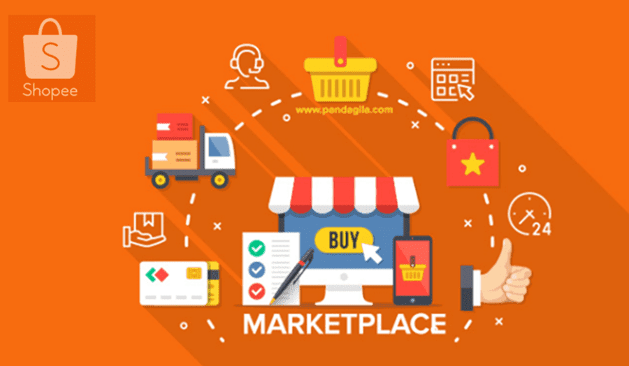 Cara Mulai Berjualan atau Upload Produk di Shopee Melalui Handphone