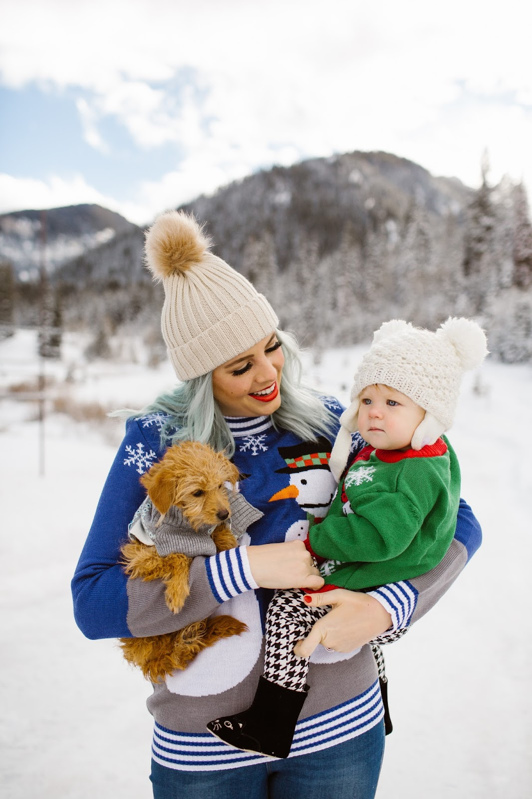 Cute Puppy, Chi Poo, Utah Fashion Blogger