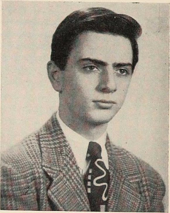 Young Carl Sagan
