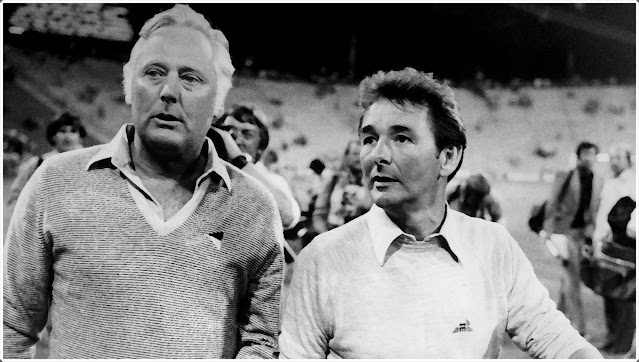 Peter Taylor Brian Clough Derby County