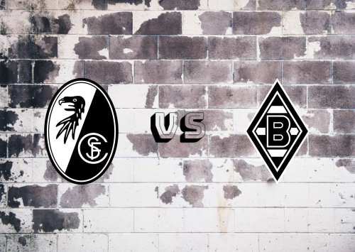 Freiburg vs Borussia M'gladbach  Resumen