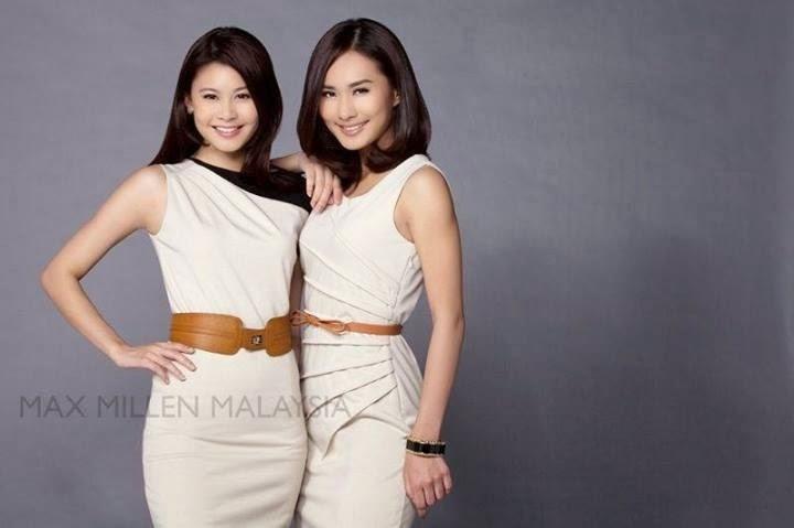 Skye Ooi Make Up And Hair Workshop: 本地合作藝人:林家冰 Lenna Lim & 陳楚寰 Denise