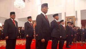 Wiranto pejabat abadi, Presiden Jokowi; Masalah pengalaman track record