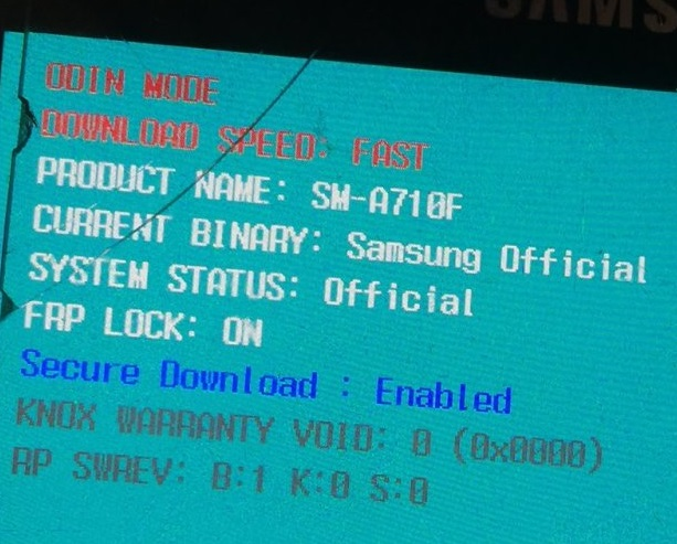 how to fix customer binary recovery blocked by oem lock