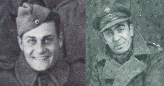 ΠΑΠΑΓΙΑΝΝΟΠΟΥΛΟΣ ΚΑΙ ΚΩΝΣΤΑΝΤΑΡΑΣ Στην Πρώτη Γραμμή Του Πολέμου Το 1940