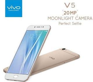 Spesifikasi Vivo V5
