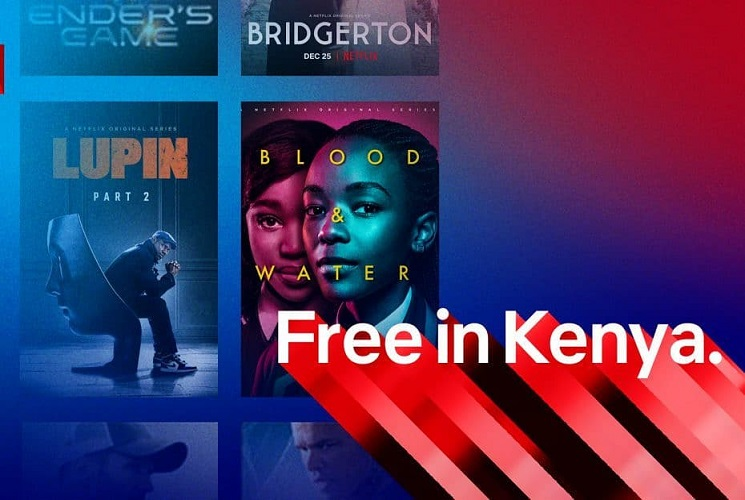 Free Netflix on Android in Kenya