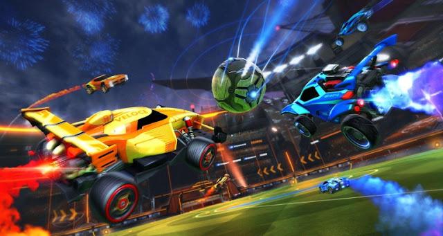 لعبة Rocket League تصل رسميا لحاجز 38 مليون لاعب ...