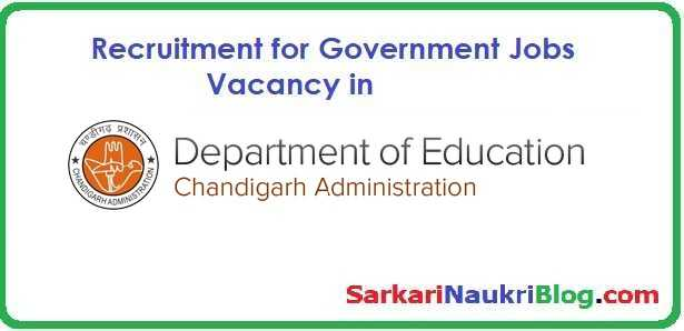 Chandigarh Education Department