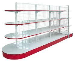 Kệ sắt siêu loại kệ thông dụng trong cửa hàng tạp hóa