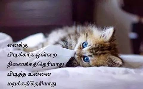 Tamil Friendship Quote Image World