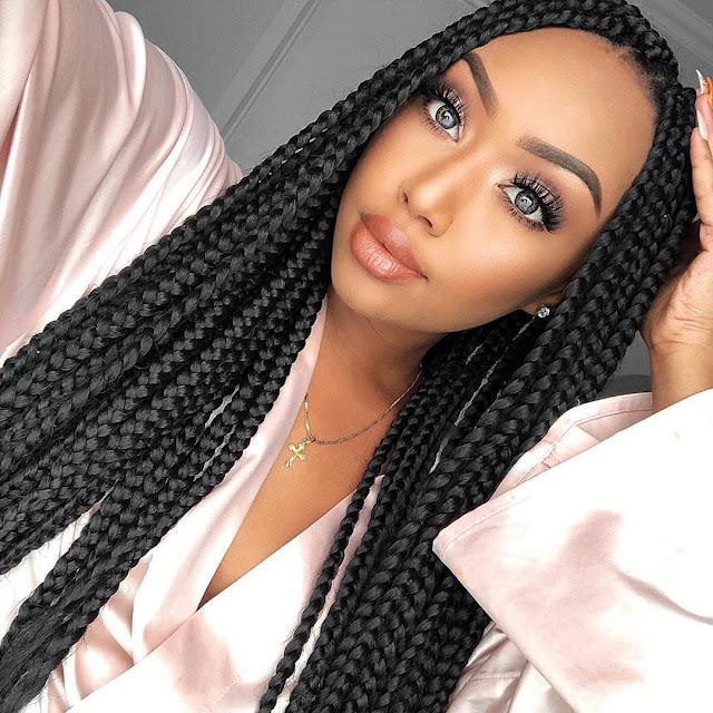 2019 Beautiful Braids Girls Rock Nowadays