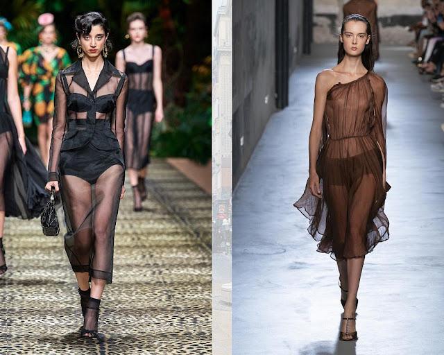 Тренды на неделе моды в Милане 4-1