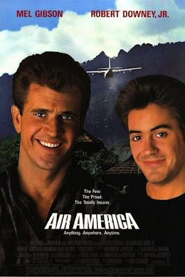 Sinopsis film Air America (1990)