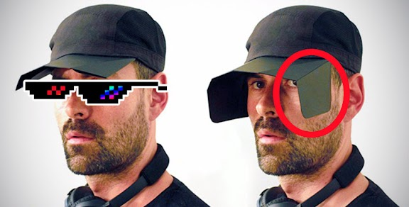 قبعة تركيز لمحاربة تشويش زملاء العمل