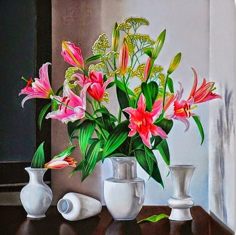 cuadro-de-flores-rojas