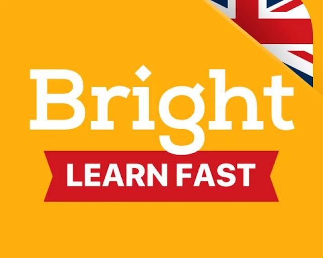 تنزيل Bright - English for Beginners Premium   برنامج ذكي وبسيط لتعلم اللغة الإنجليزية للأندرويد