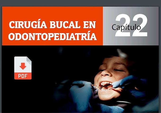 PDF: Cirugía Bucal en Odontopediatría