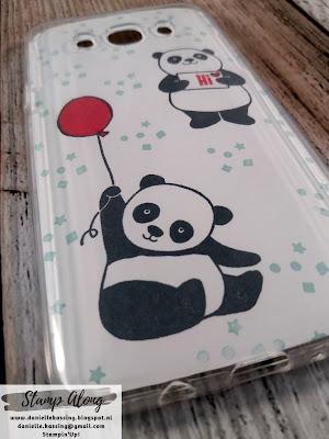 Stampin'Up! Party pandas