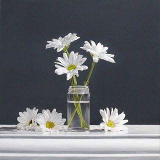 Реалистичные рисунки цветов. Александра Авербах