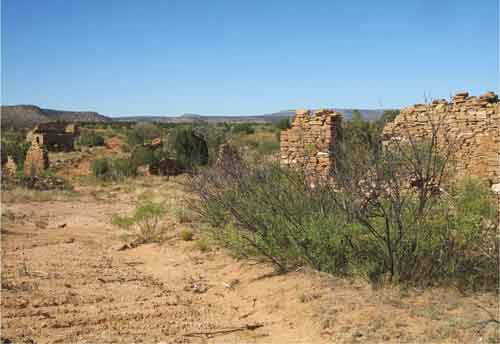 Retired--Now What?: Ghost Towns, New Mexico