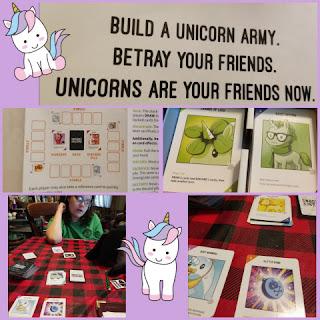 unstable unicorns collage