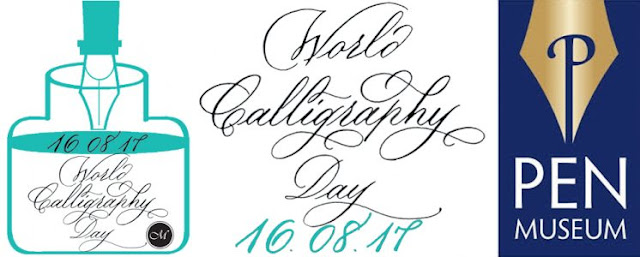 World Calligraphy Day Banner