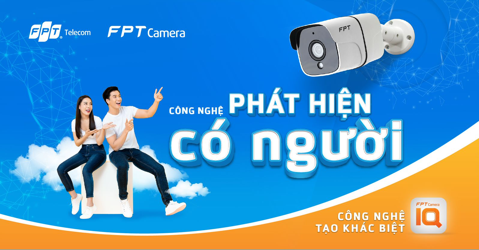 FPT Camera IQ - Nhận diện thông minh - PHÁT HIỆN CÓ NGƯỜI