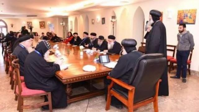 الكنيسة تعين فريقا من المحامين الدوليين لتولي قضية دير السلطان