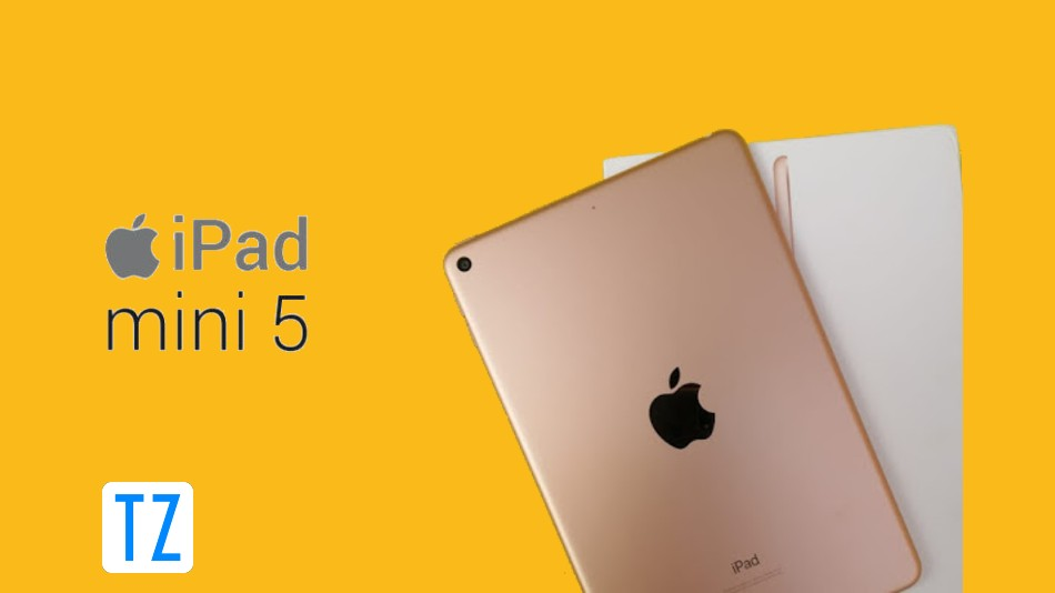 Detailed review of Apple iPad Mini 5